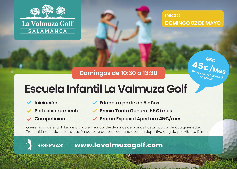 Campus de verano La Valmuza Golf