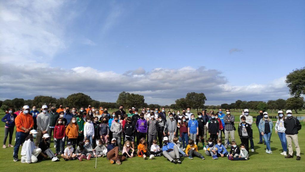 Bautismos de golf La Valmuza