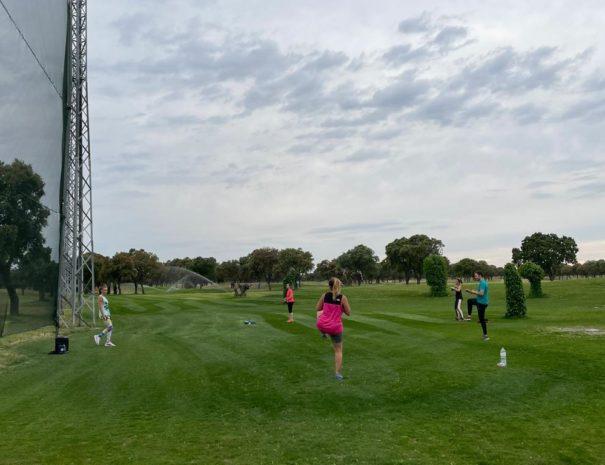 Strong Nation La Valmuza Golf Salamanca