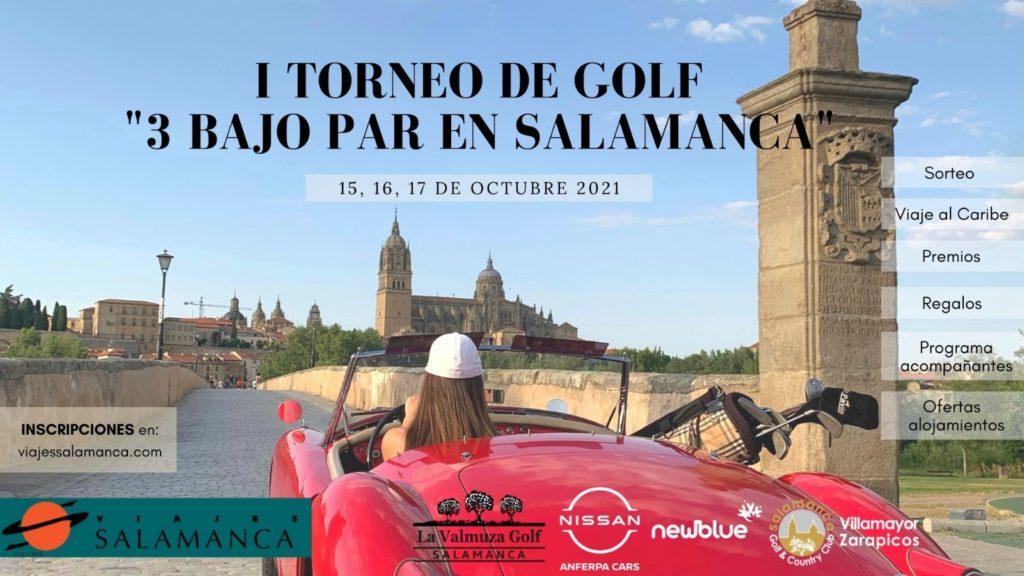 Torneo Tres Bajo Par La Valmuza Golf Salamanca