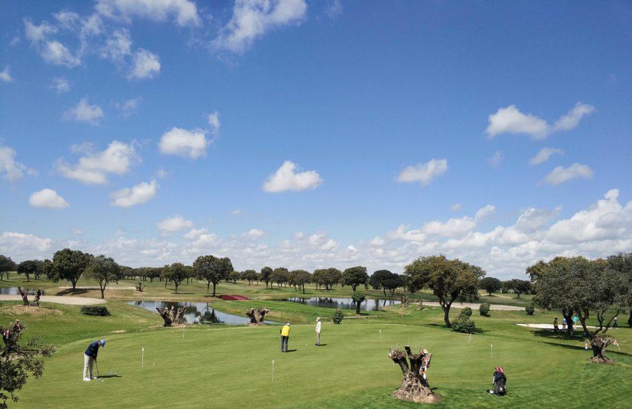 Torneos La Valmuza Golf Salamanca