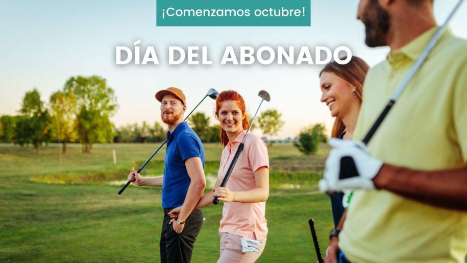 Día del Abonado La Valmuza Golf