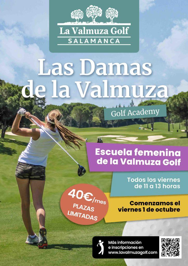 Escuela femenina de golf Salamanca