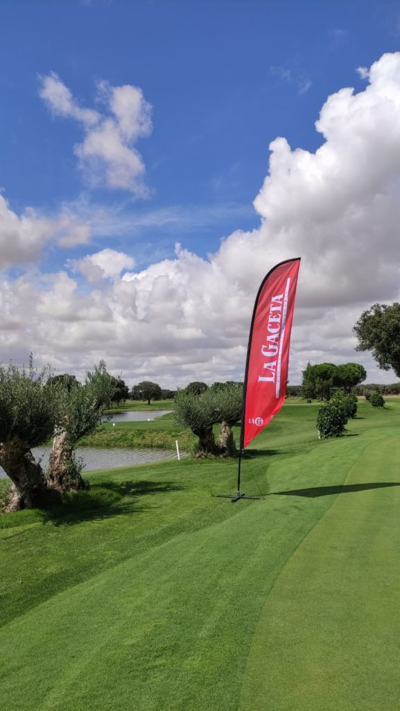 Torneo de golf La Gaceta Salamanca