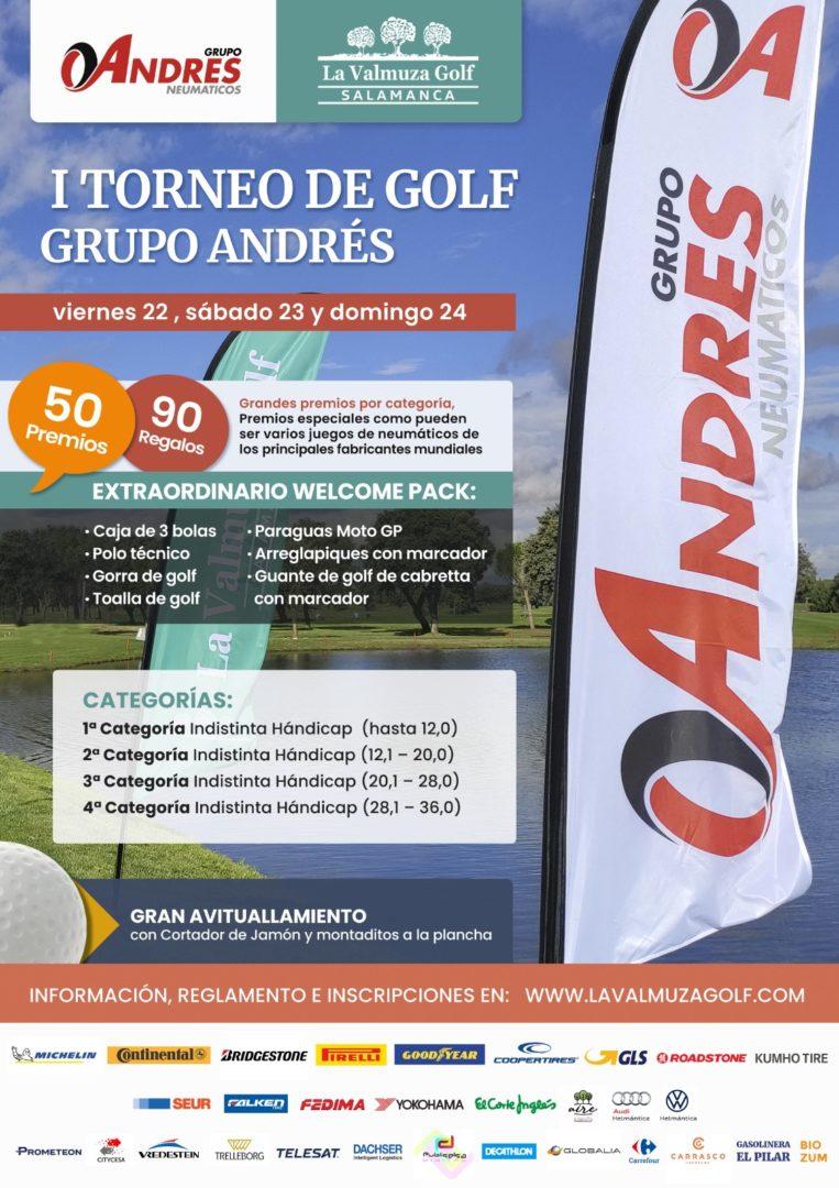 I Torneo de golf Valmuza Golf